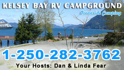Kelsey Bay RV Campground